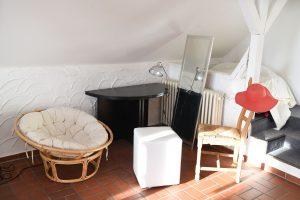 Fotostudio Bereich für Homeshooting